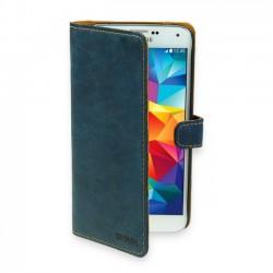 Skink Book kožené pouzdro pro Samsung Galaxy A3 modré