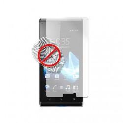 PURO Fólie anti-finger na displej - Sony Xperia J