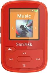SanDisk Sansa Clip Sport Plus 16GB červený