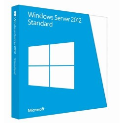 Dell - Windows Server 2012 R2, Standard Edition EN - (bez licencji CAL)