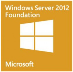 HP Windows Server 2012 Foundation R2 PL, EN, RUS, CZ Reseller Option Kit