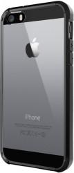 Spigen Ultra Hybrid iPhone 5/5S černé
