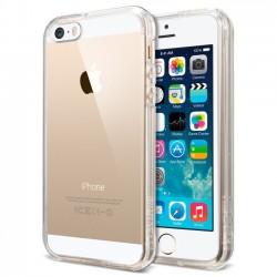 Spigen Ultra Hybrid iPhone 5/5S průhledné