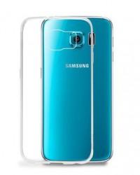 PURO Plasma Cover - Pouzdro Samsung Galaxy S6 průhledné