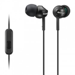 Sony MDR-EX110AP Black