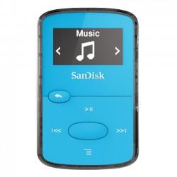 SanDisk Sansa Clip Jam 8GB modrý