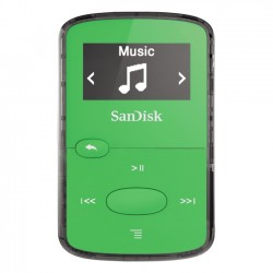 SanDisk Sansa Clip Jam 8GB zelený