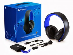 Sony PS4 Wireless Stereo Headset 2.0 Boxed (PS4)