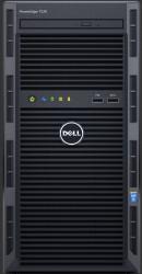"Dell T130 E3-1220v5 1x8GBub 2x 1TB SATA 3,5"" cabled S130 DVD-RW 3yNBD"