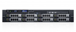 Dell PowerEdge R530 E5-2620v4 1x16GBrg 1x300GB SAS 2,5'' w 3,5'' H730 DVD-RW