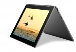 Lenovo Yoga Book (ZA160000PL) černý