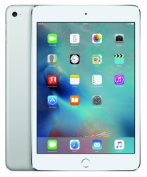 Apple iPad mini 4 Wi-Fi 128GB Silver [MK9P2FD/A]