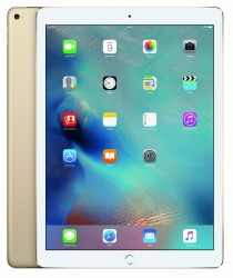 "Apple iPad Pro 12.9"" 256GB Gold"