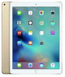 "Apple iPad Pro 12.9"" LTE 256GB Gold"