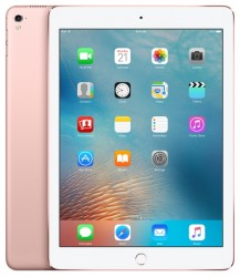 Apple iPad Pro 256GB Rose Gold