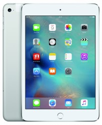 Apple iPad mini 4 LTE 32GB Silver
