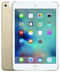 Apple iPad mini 4 LTE 32GB Gold