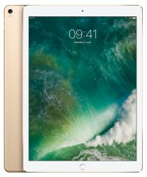 "Apple iPad Pro 12.9"" 64GB Gold"