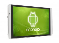 Huawei MediaPad M2 8.0 16GB 4G LTE stříbrný