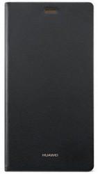 Huawei Flip Cover pro P8 Lite černý