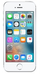iPhone SE 16GB Silver