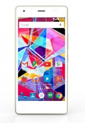 Archos 50 Diamond bílý