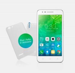 Lenovo C2 DualSIM LTE bílý