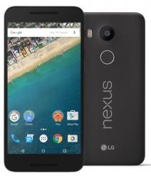 LG Nexus 5X černý