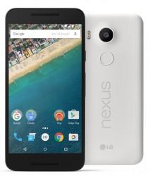 LG Nexus 5X bílý