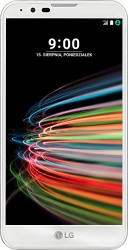 LG X Mach biały