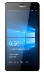 Microsoft Lumia 950 DualSim bílá