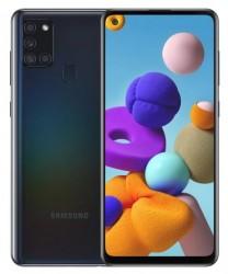 Samsung Galaxy A21s 3GB/32GB Dual SIM černý (A217)
