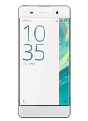 Sony Xperia XA bílý