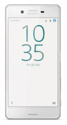 Sony Xperia X bílý