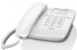 Telefon Siemens Gigaset DA310 bílý