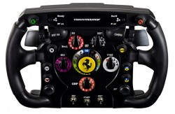 "Thrustmaster Ferrari F1 wheel ""add on"" PC/PS3"