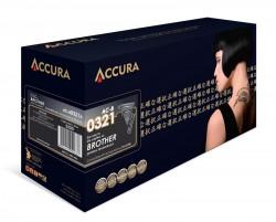 ACCURA Toner pro Brother (TN-321BK) DCP-L8400CDN; HL-L8250CDN - black 2500 stran