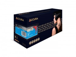 ACCURA Toner pro HP No. 126A (CE313A) CLJ 1025 - magenta 1000 stran re