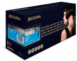 ACCURA Toner do HP No. 83A (CF283A) LJ M125/M127/M201/M225 - black 1500 stran