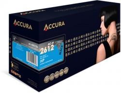 ACCURA Toner pro HP No. 12A (Q2612A) LJ 1010/1020/3015 - black 2100 stran re