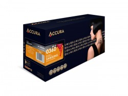 ACCURA Toner do Samsung (CLT - M406S) CLP-360/365/CLX-3305 - magenta 1000 stran re