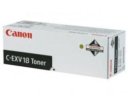 Toner Canon (C-EXV18 - 8,4 tis.) - iR 1018/1022 černý
