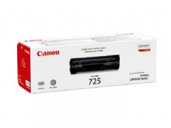 Toner Canon (CRG-725) LBP6000, LBP6000B, MF3010, 1600 str, černý