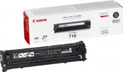 Toner Canon (CRG 716 BK 2,3 tis.) černý do LBP 5050 (1980B002)