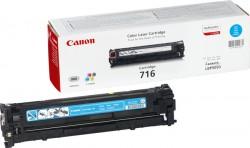 Toner Canon (CRG 716C 1500 stran) cyan pro LBP 5050 (1979B002AA)