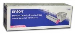 Toner Epson (C13S050231 - 2 tys) AL C2600N/DTN magenta