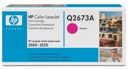Toner HP (Q2673A - 4 tys.) LJ 3500 magenta