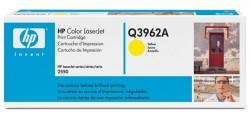 Toner HP (Q3962A - 4 tis.) LJ 2550 - yellow