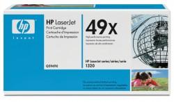 Toner HP (Q5949X - 6 tis.) LJ 1320 černý