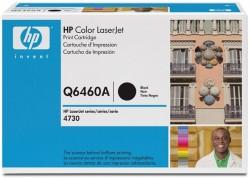 Toner HP (Q6460A - 12 tis.) pro ColorLJ 4730 black